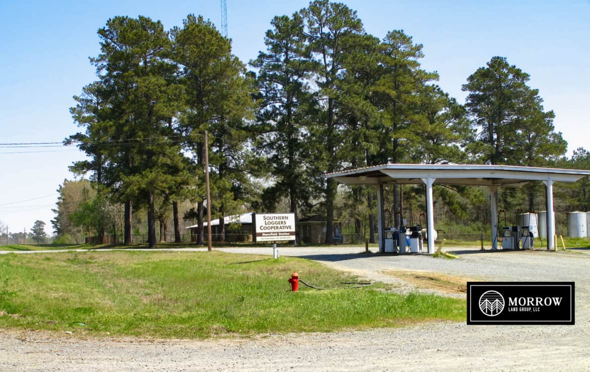 Fuel Station for Sale in DeSoto Parish, Louisiana